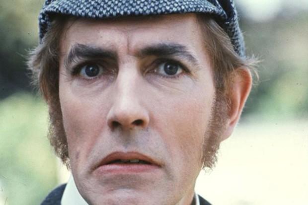 Peter Cook as Sherlock Holmes