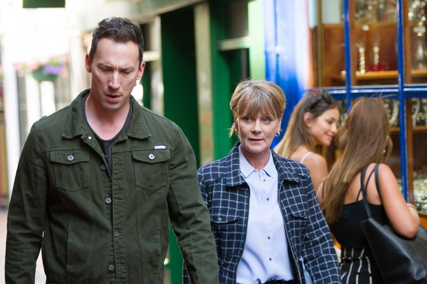 Samantha Bond in Silent Witness