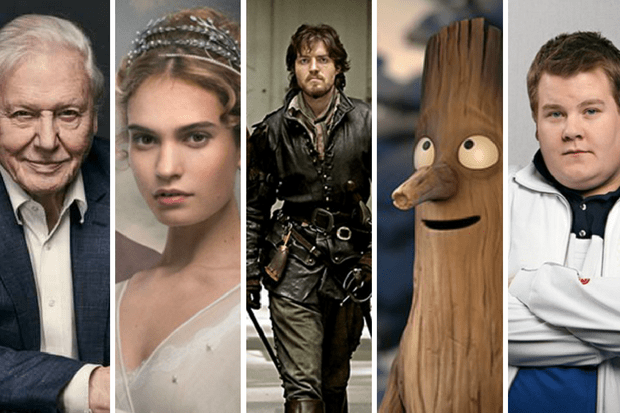 Christmas 2018 The Best Tv Shows On Bbc Iplayer Over 100 Box Sets