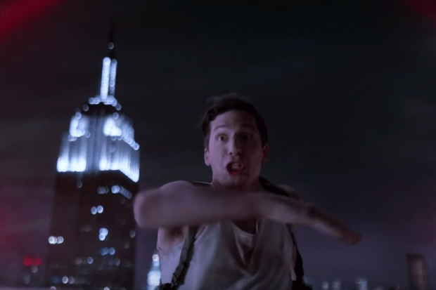 Andy Samberg channels his inner John McClane in Brooklyn Nine-Nine trailer