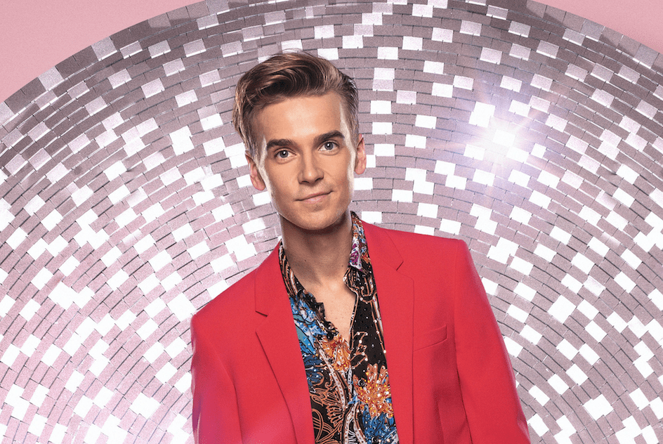 Joe Sugg, Strictly (BBC)