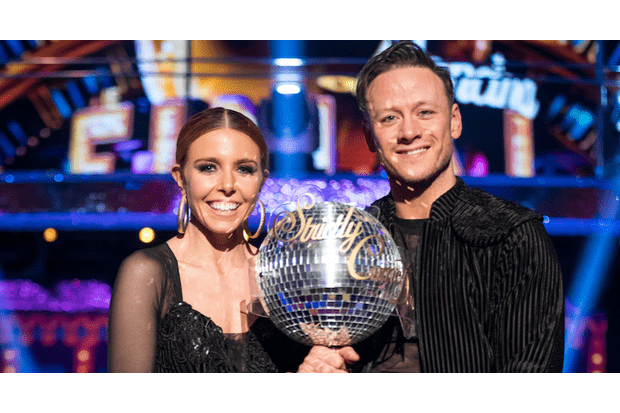 Stacey Dooley, Kevin Clifton, Strictly (BBC)