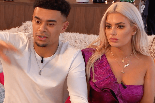 Megan and Wes (Love Island)