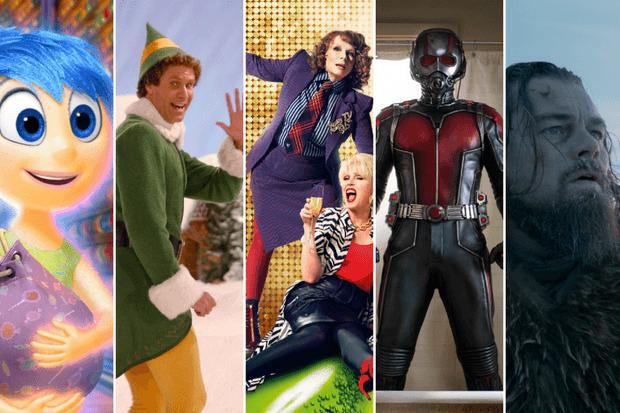 Best Christmas films 2018