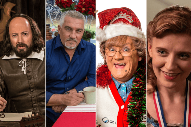 Christmas Day TV 2018 vote