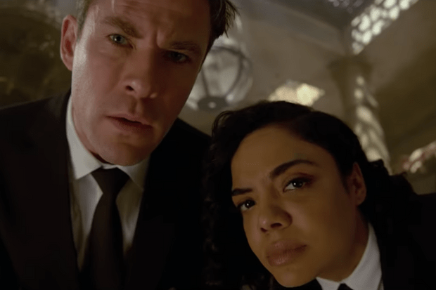 Men in Black International (trailer screenshot)
