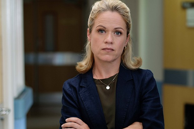 Sinead Keenan plays Claire in BBC drama Care