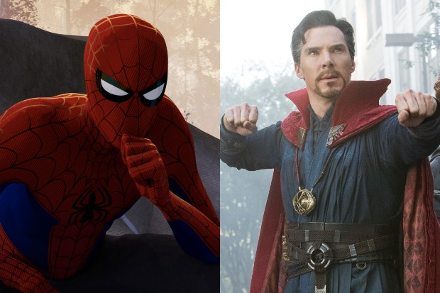 Spider-Man and Doctor Strange (Marvel, Sony)