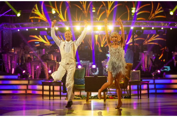 Stacey Dooley in Strictly