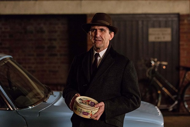 Stephen McGann plays Dr Patrick Turner in Call the Midwife