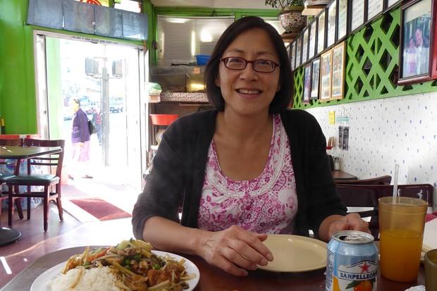 A recent image of Sue (courtesy of Sue Jardin)