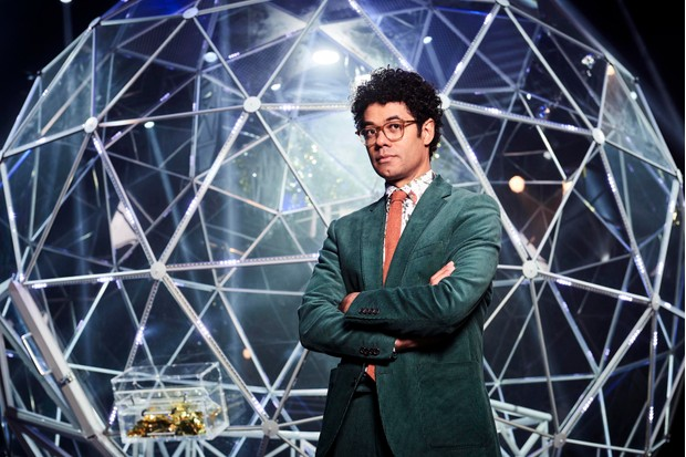 The Crystal Maze Christmas Special 2018