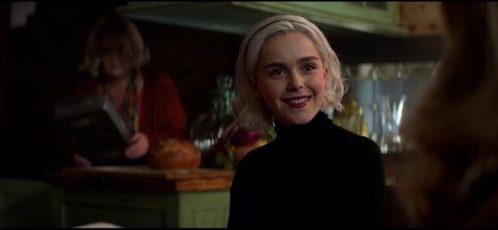Sabrina series 2 (Netflix)
