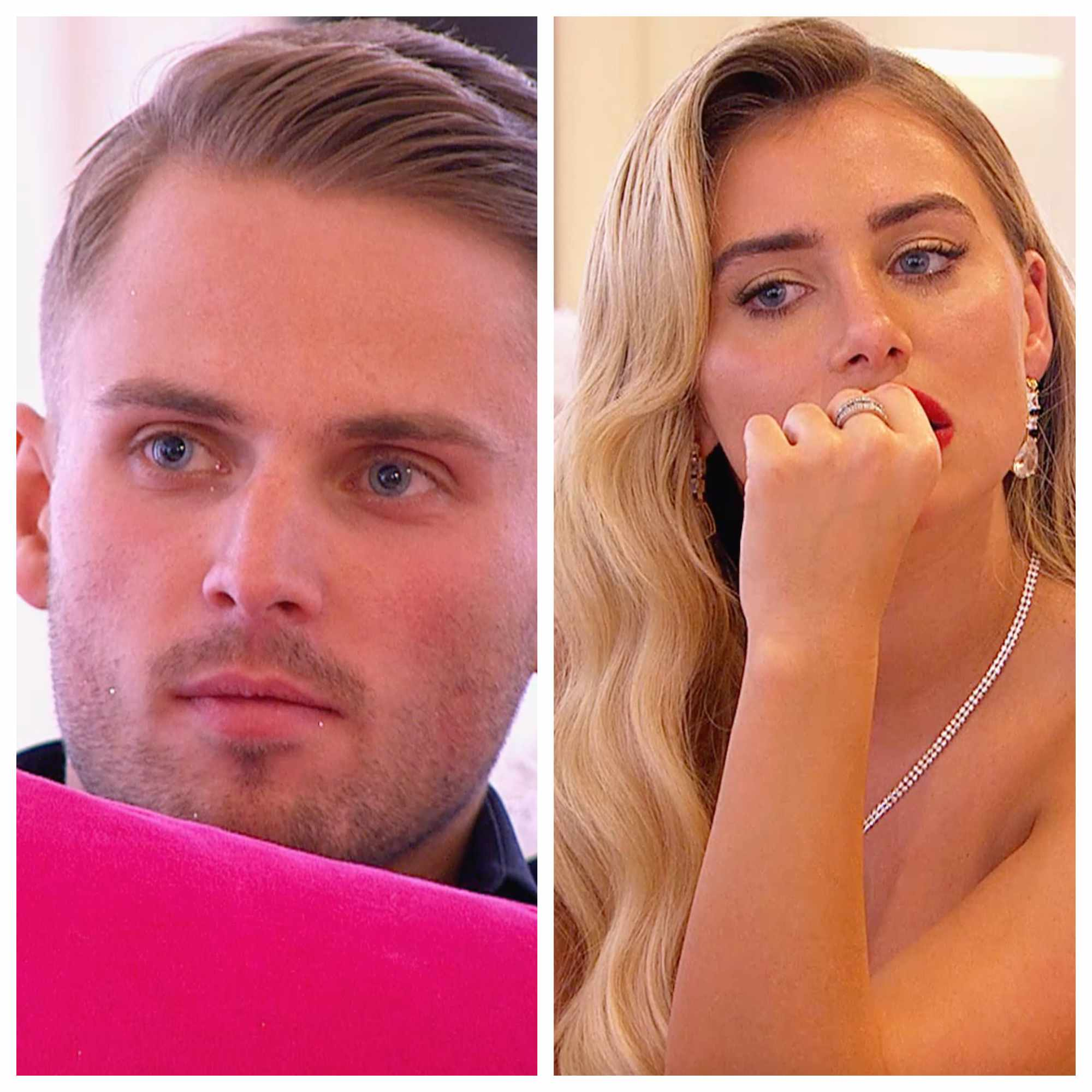 Love Iland Charlie and Ellie reunion (ITV)