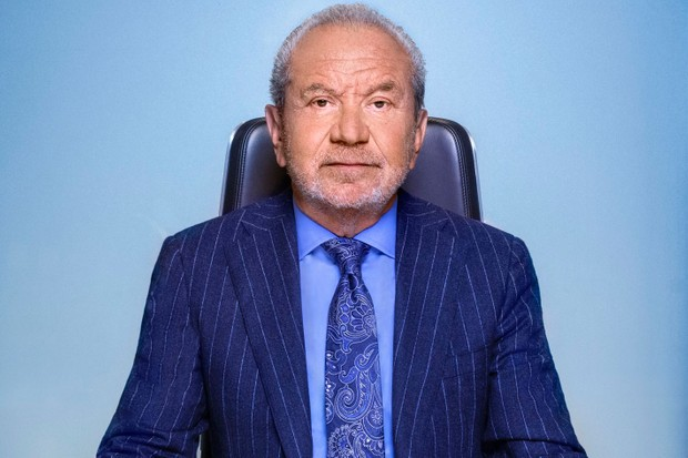 Alan Sugar on The Apprentice