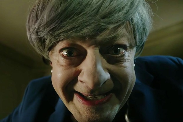 """Stupid tricksy remainers!"" Andy Serkis revives Gollum for terrifying Brexit parody"