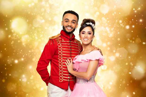 Aston Merrygold Strictly (BBC)