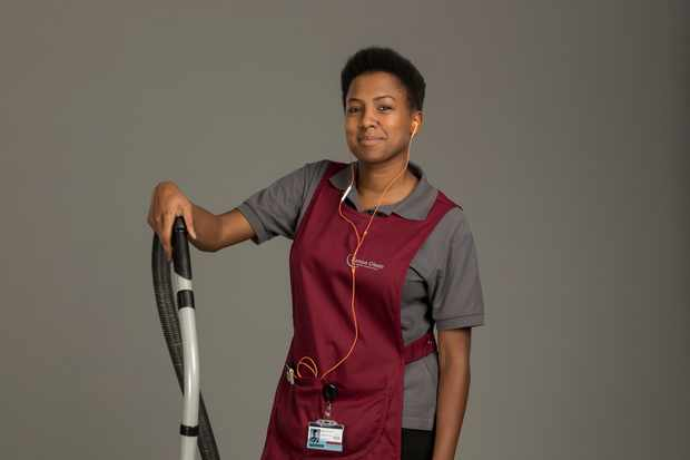 Jade Anouka, Cleaning Up (ITV)