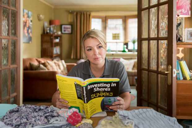 Sheridan Smith, Cleaning Up (ITV)