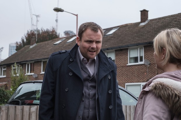 Neil Maskell, Cleaning Up (ITV)