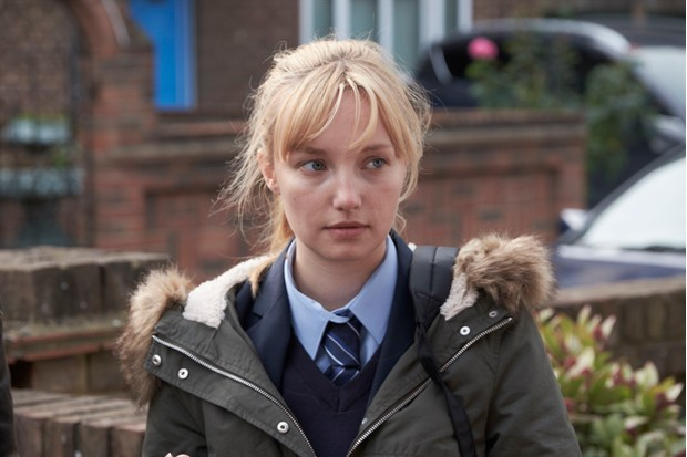 Kirsty Philipps, Cleaning Up (ITV)