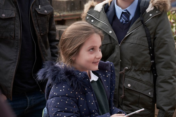 Anya McKenna Bruce, Cleaning Up (ITV)