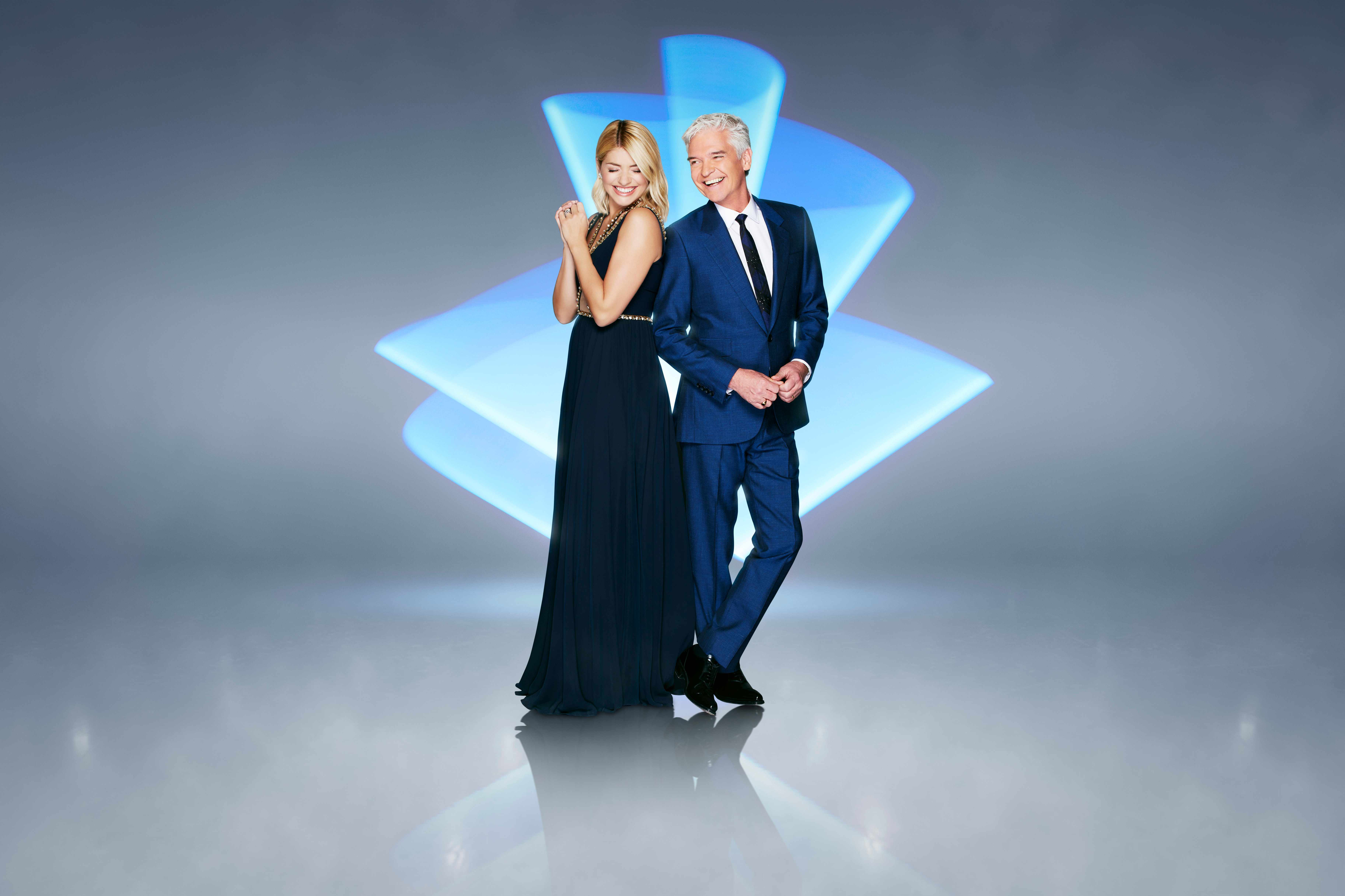 Holly and Phil, Dancing on Ice (ITV)