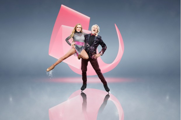 Mark Little Dancing on Ice (ITV)