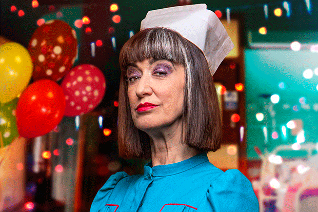 Haydn Gwynne in The Midnight Gang, BBC Pictures