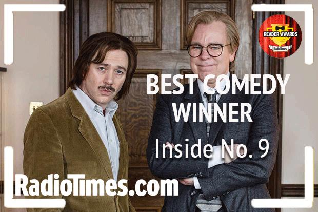 RadioTimes com Reader Awards winners REVEALED - Radio Times