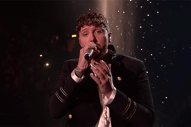 James Arthur in the X Factor final, YouTube