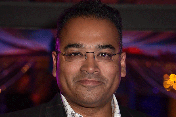 Krishnan Guru-Murthy, Getty