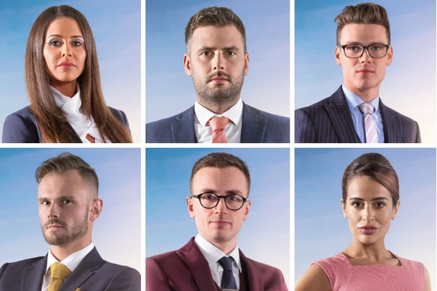 BBC apprentice final 2018 missing