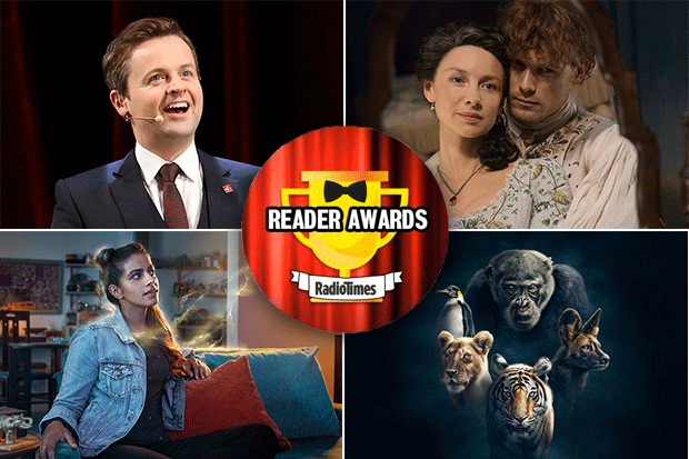 RadioTimes.com Reader Awards, BBC Pictures, Getty, Sony