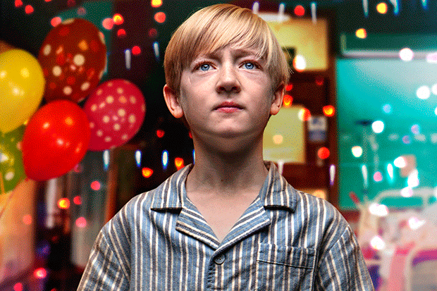 Oliver Zetterstrom in The Midnight Gang, BBC Pictures
