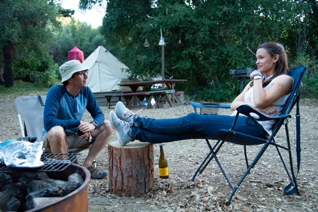 David Tennant, Jennifer Garner, Camping (Sky)
