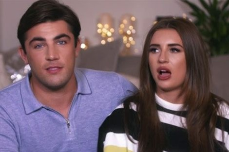 Jack and Dani: Life after Love Island (ITV, screenshot)