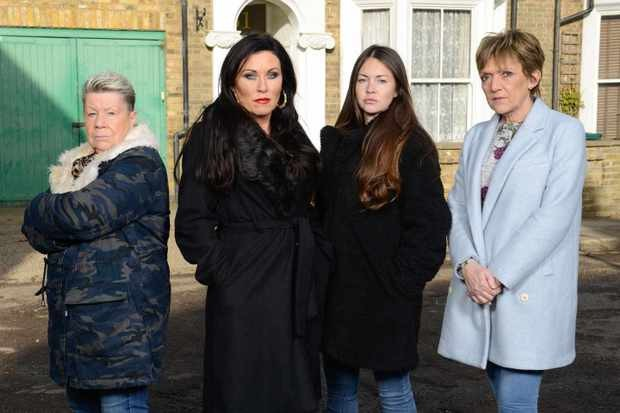EastEnders - The Slaters