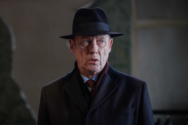 Patrick Malahide in Luther (BBC)
