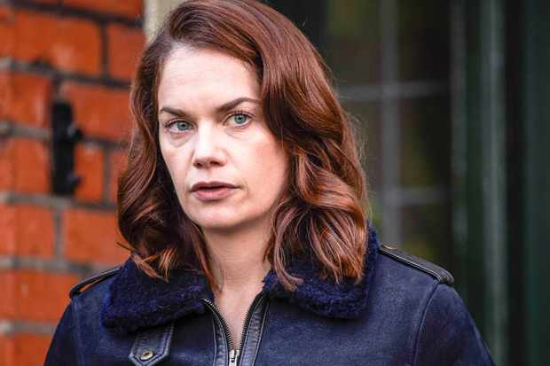 Ruth Wilson in Luther (BBC)