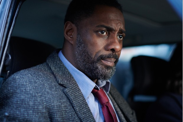 Idris Elba in Luther (BBC)