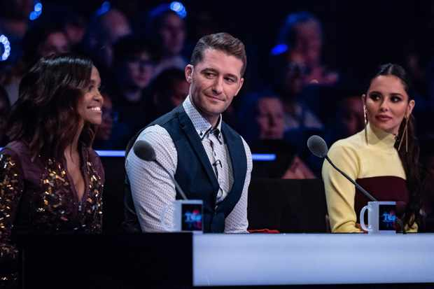 The Greatest Dancer judges (BBC)