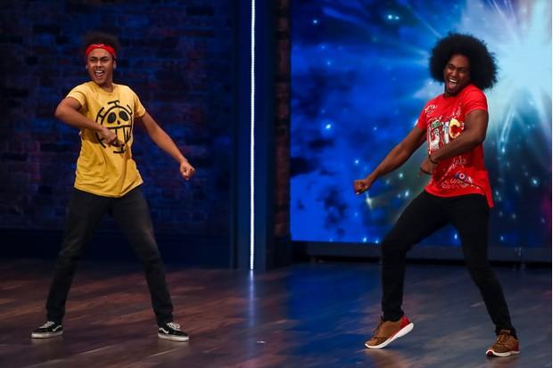 The Greatest Dancer, Urban Jokers (BBC)