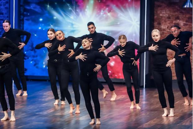 The Greatest Dancer, Company Jinks (BBC)