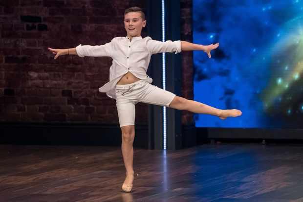 Fionn, The Greatest Dancer (BBC)