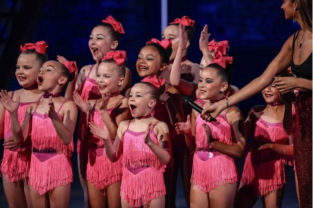 JSD Minis, The Greatest Dancer (BBC)