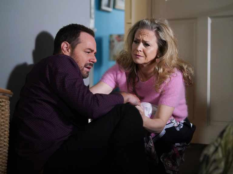 "Danny Dyer says EastEnders character who dies on 35th anniversary was ""a real shock"""
