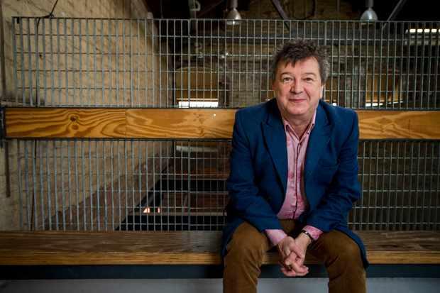 BBC 6 Music Presenters 2018, Stuart Maconie