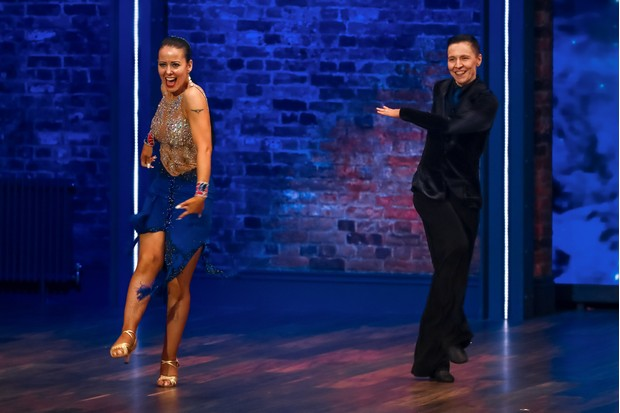 WARNING: Embargoed for publication until 00:00:01 on 15/01/2019 - Programme Name: The Greatest Dancer - TX: 19/01/2019 - Episode: The Greatest Dancer - Ep 3 (No. n/a) - Picture Shows: *STRICTLY NOT FOR PUBLICATION UNTIL 00:01HRS, TUESDAY 15TH JANUARY, 2019* Santra & Piia - (C) Syco/Thames - Photographer: Tom Dymond