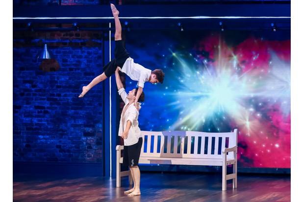 James & Oliver - The Greatest Dancer